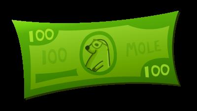 Mole Hoes - Cash